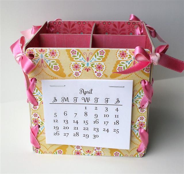 Calendar Side