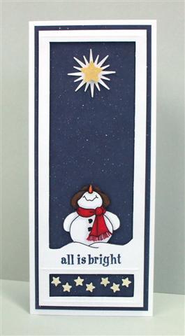 Starlight Snowman