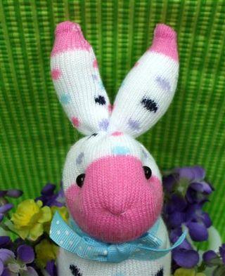 Bunny Face Detail_Sue Culotti
