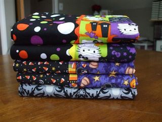 Halloween  pillowcases