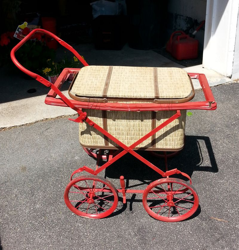 Basket in a Buggy