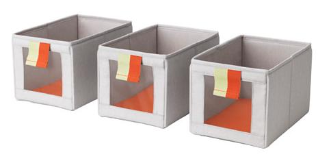 Ikea Slakting boxes