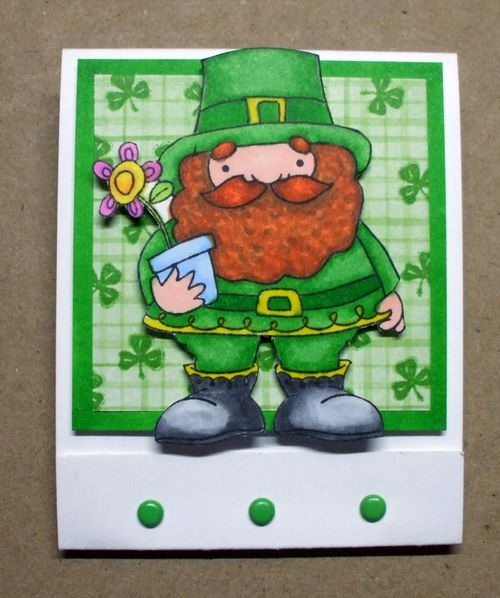 You May Gnome as a Leprechaun