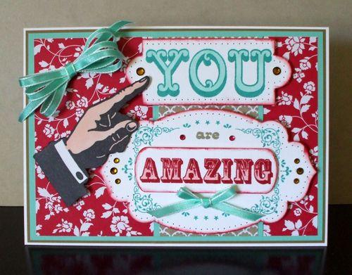 HYCCT1501B Amazing You