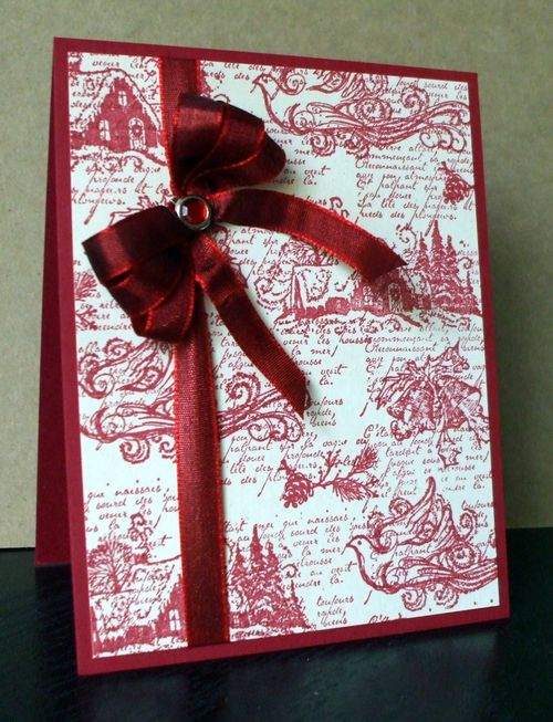 HYCCT1505 Ruby Toile